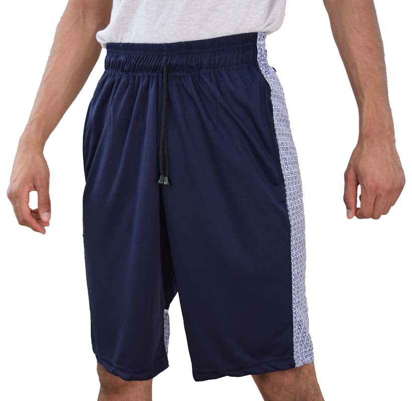 Mens-Basketball-Gym-Fitness-Workout-Athletic-Shorts-with-2-Pockets-M-XL-Fast-Dri thumbnail 57