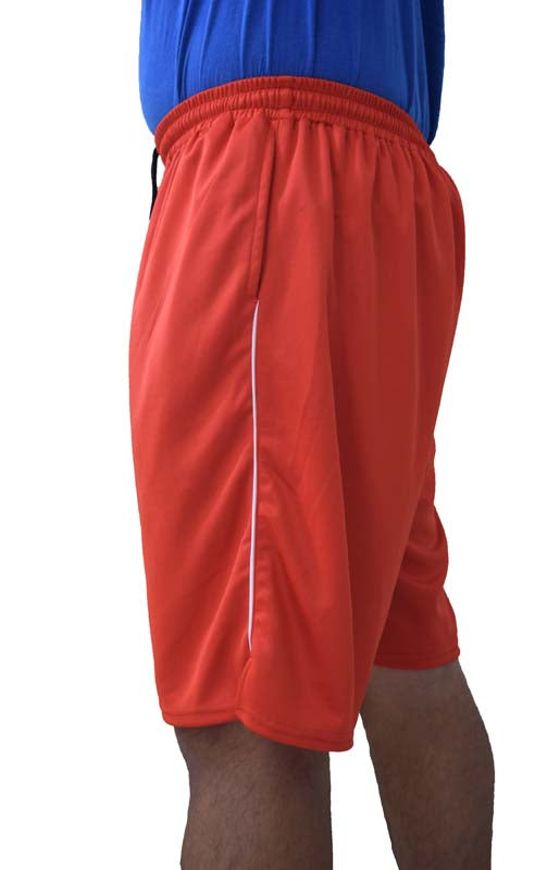 Mens-Basketball-Gym-Fitness-Workout-Athletic-Shorts-with-2-Pockets-M-XL-Fast-Dri thumbnail 16