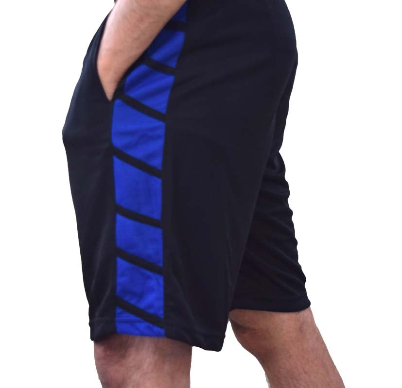 Mens-Basketball-Gym-Fitness-Workout-Athletic-Shorts-with-2-Pockets-M-XL-Fast-Dri thumbnail 42