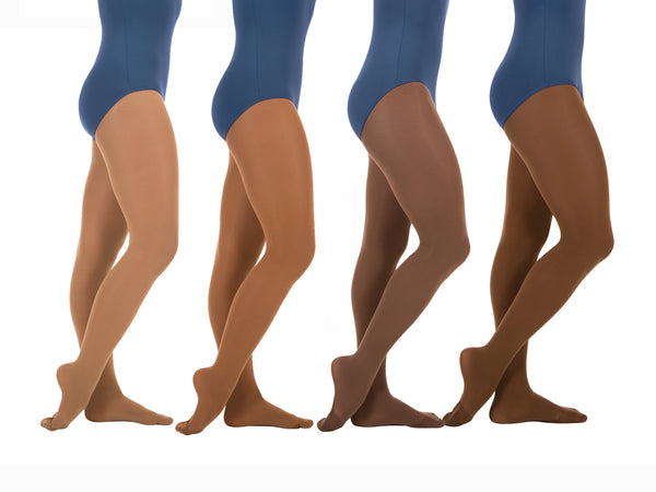 BodyWrappers Dance Tights in a full range of colors
