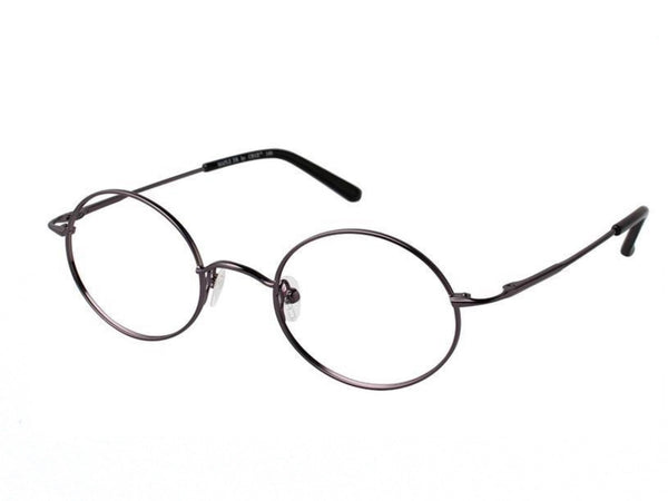 round wire rim glasses in black, 19th century glasses