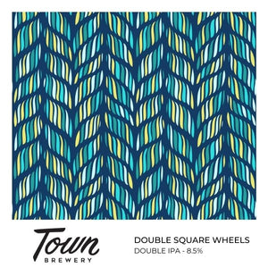 Double Square Wheels - Double IPA