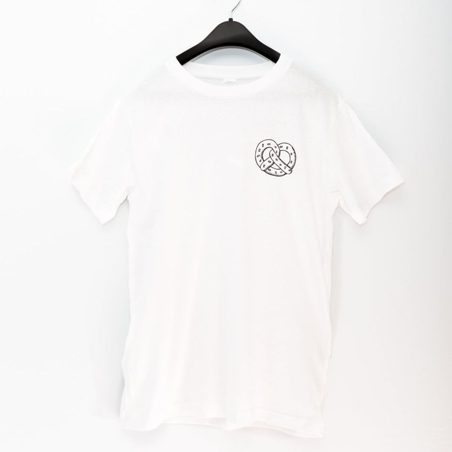 Pretzel Tee - Made in Canada - 40% OFF!