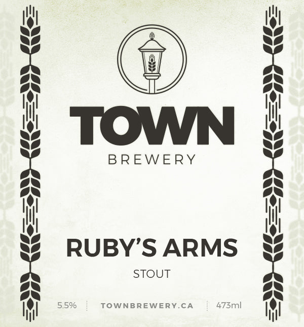 Ruby's Arms - Stout