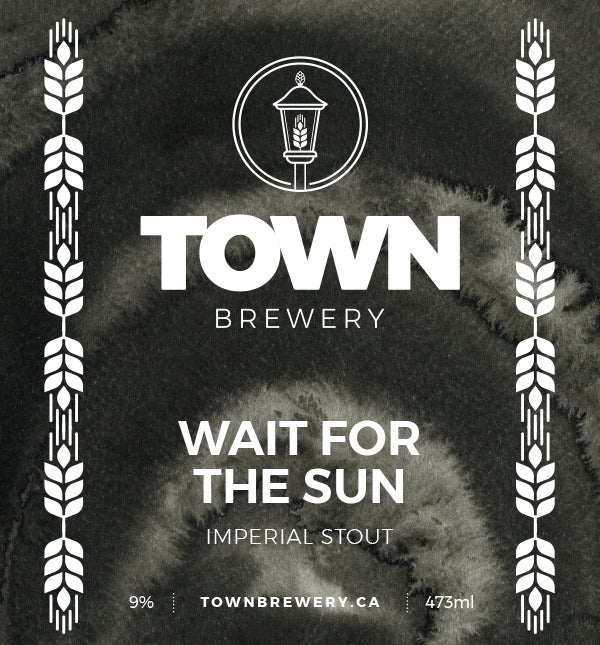 Wait For The Sun - Imperial Stout