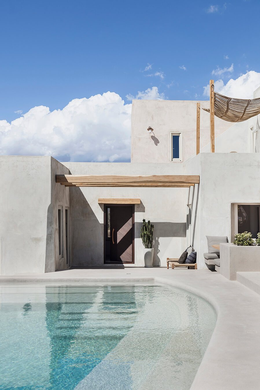 Inside: Mykonos Residence l | By Block722 Architects - agos - co