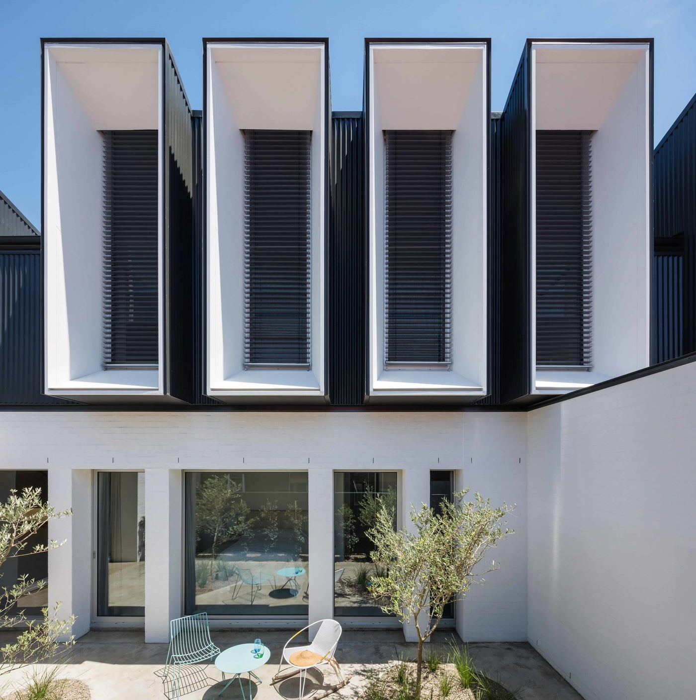 MATRAVILLE HOUSE BY TZANNES ARCHITECTS - agos - co
