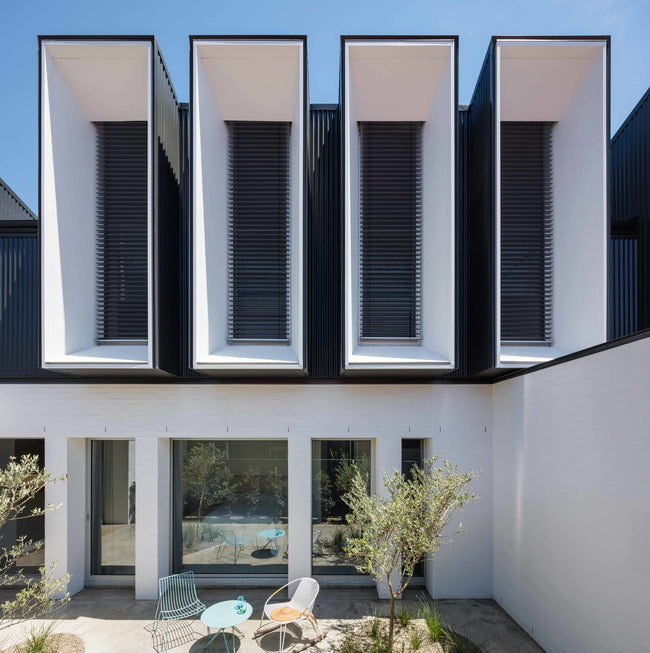 MATRAVILLE HOUSE BY TZANNES ARCHITECTS