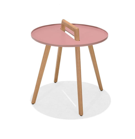 Nassau Side Round Table | Peony