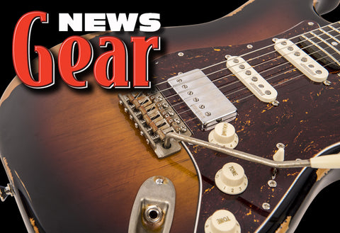 Gear News - Vintage Icon guitar and basses introduced
