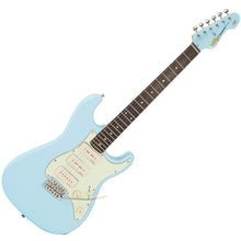 Load image into Gallery viewer, Vintage V6P ReIssued Electric Guitar ~ Laguna Blue