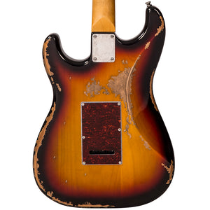 Vintage V6 ProShop Unique ~ Sunset Sunburst
