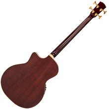 Load image into Gallery viewer, Vintage VCB430 Electro-Acoustic Bass ~ Natural Satin