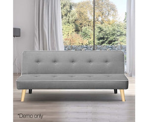 3 Seater Fabric Sofa Bed - Nextlevel Furniture Australia
