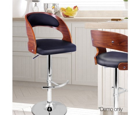 Wooden Height Adjustable Stool - Nextlevel Furniture Australia