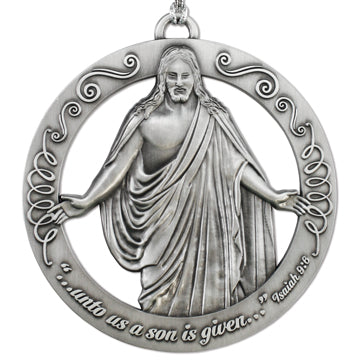 Christus Ornament Keepsake