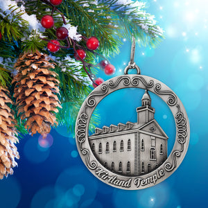 Kirtland Ohio Temple Ornament