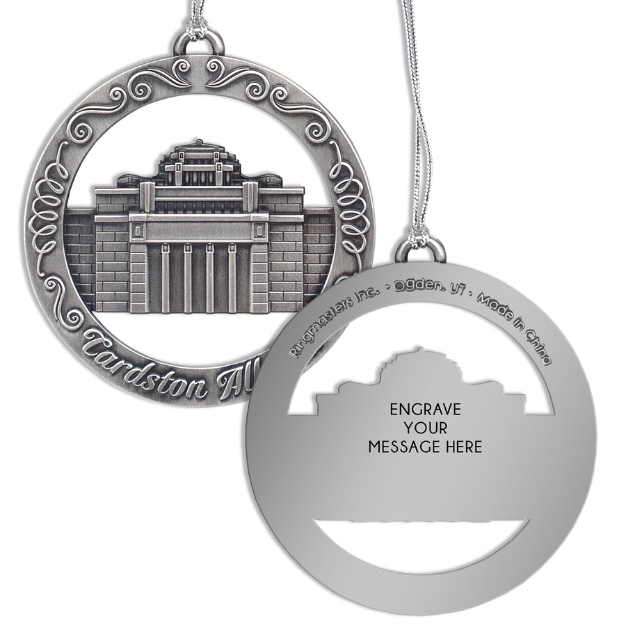 Cardston Alberta Temple Ornament