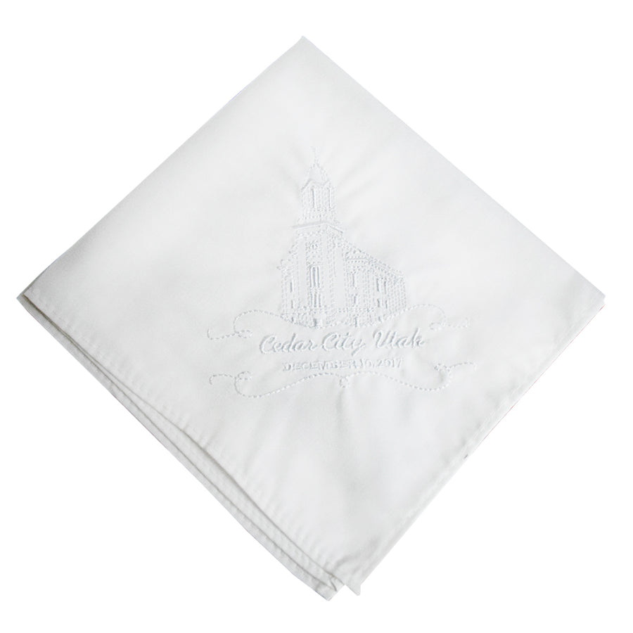 Men's Temple Handkerchief