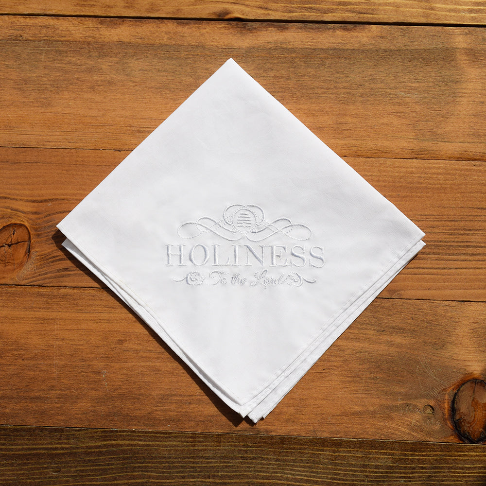 Holiness to the Lord Hanky
