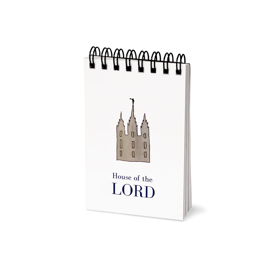 House of the Lord Journal Notebook