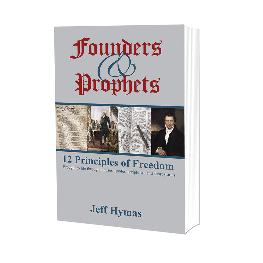 Founders and Prophets Book