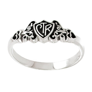 CTR Designer Filigree Ring