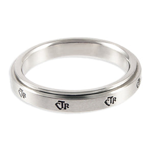 CTR Mini Spinner Ring - Stainless steel