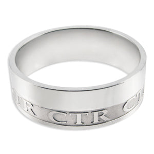 CTR Intrigue Ring - Stainless Steel