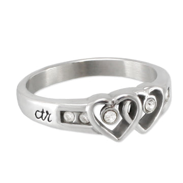 CTR Unity Ring - Stainless Steel
