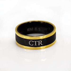 CTR Men's Designer Diplomat Ring