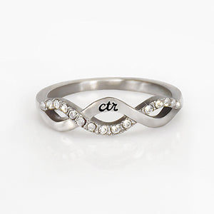 CTR Designer Crossover Ring