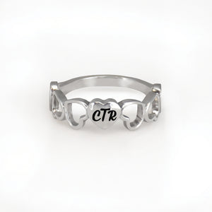 CTR Juliette Ring - Stainless Steel