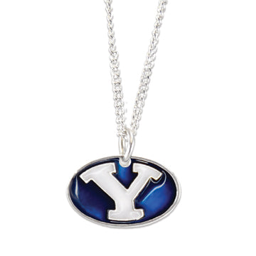 BYU Fan Necklace