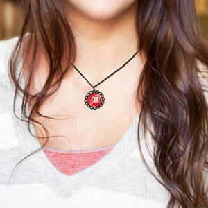 University of Utah Dome Necklace