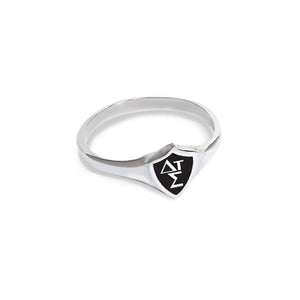 CTR Foreign Language Rings - Greek* (made to order)