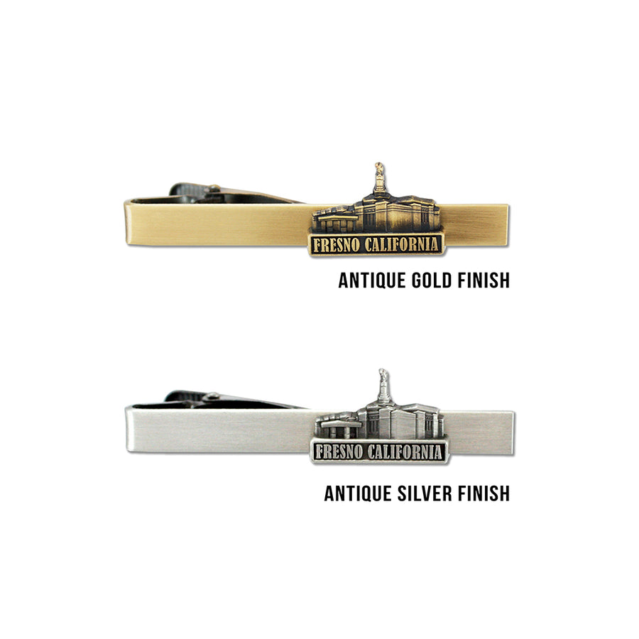 Fresno California Temple Tie Bar