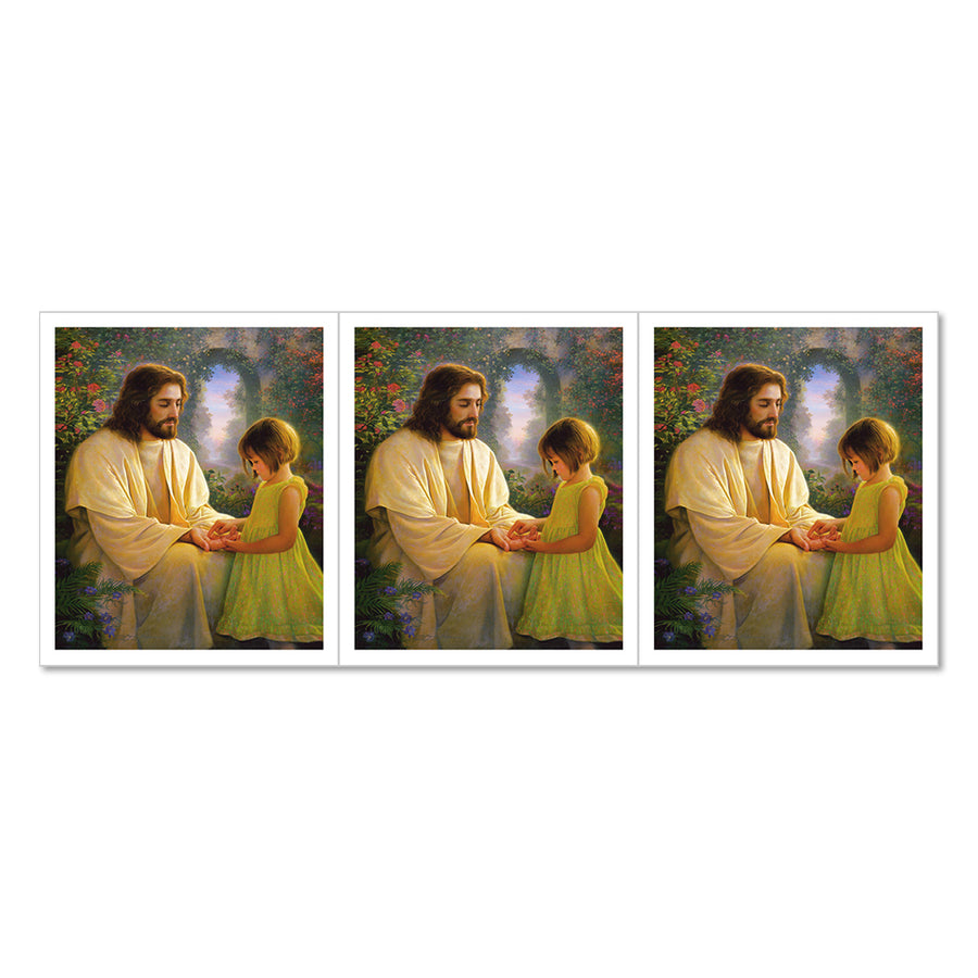 Christ's Love Picture Stickers
