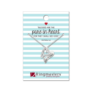 Pure in Heart Necklace