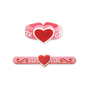 SALE Heart Love Adjustable CTR Ring