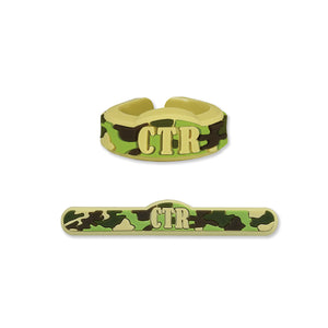 SALE camouflage Adjustable CTR Ring