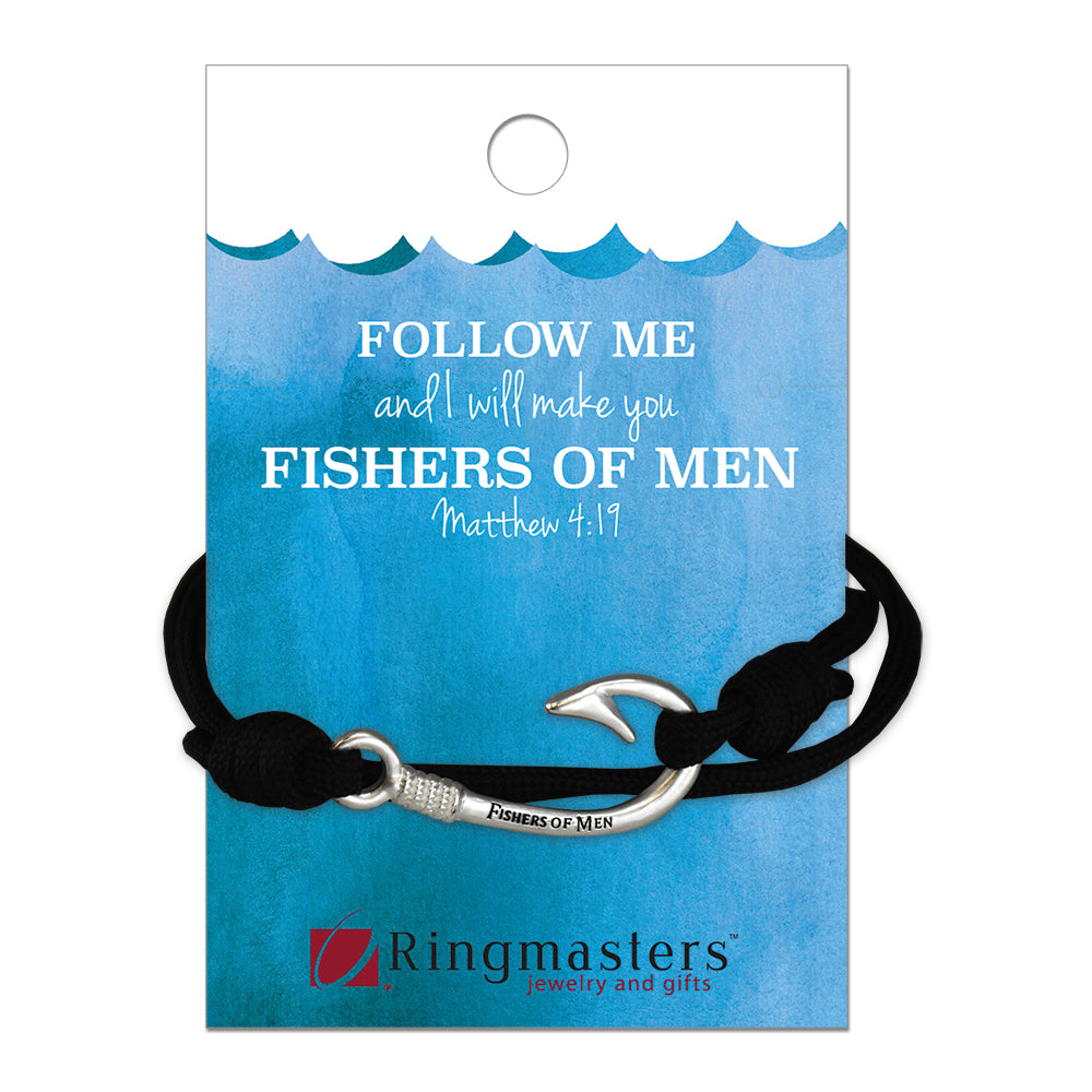 Fishers of Men Paracord Bracelet