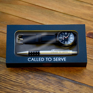 Missionary Pen and Watch Gift Set