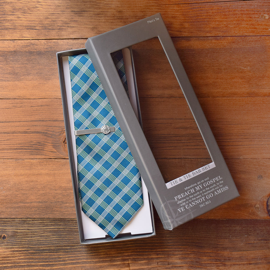 Tie & Tie Bar Sets