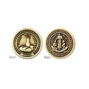 Young Men Challenge Coin Program