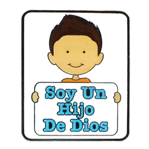 Children's Spanish Pins