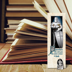 Armour of God Pin & Bookmark