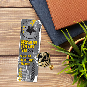 Youth Battalion Bookmark & Pin