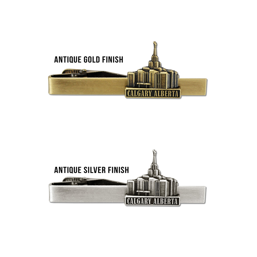 Calgary Alberta Temple Tie Bar