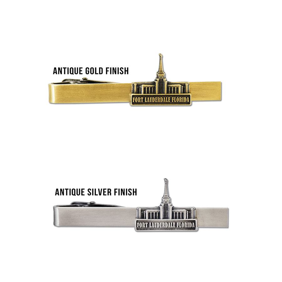 Fort Lauderdale Florida Temple Tie Bar